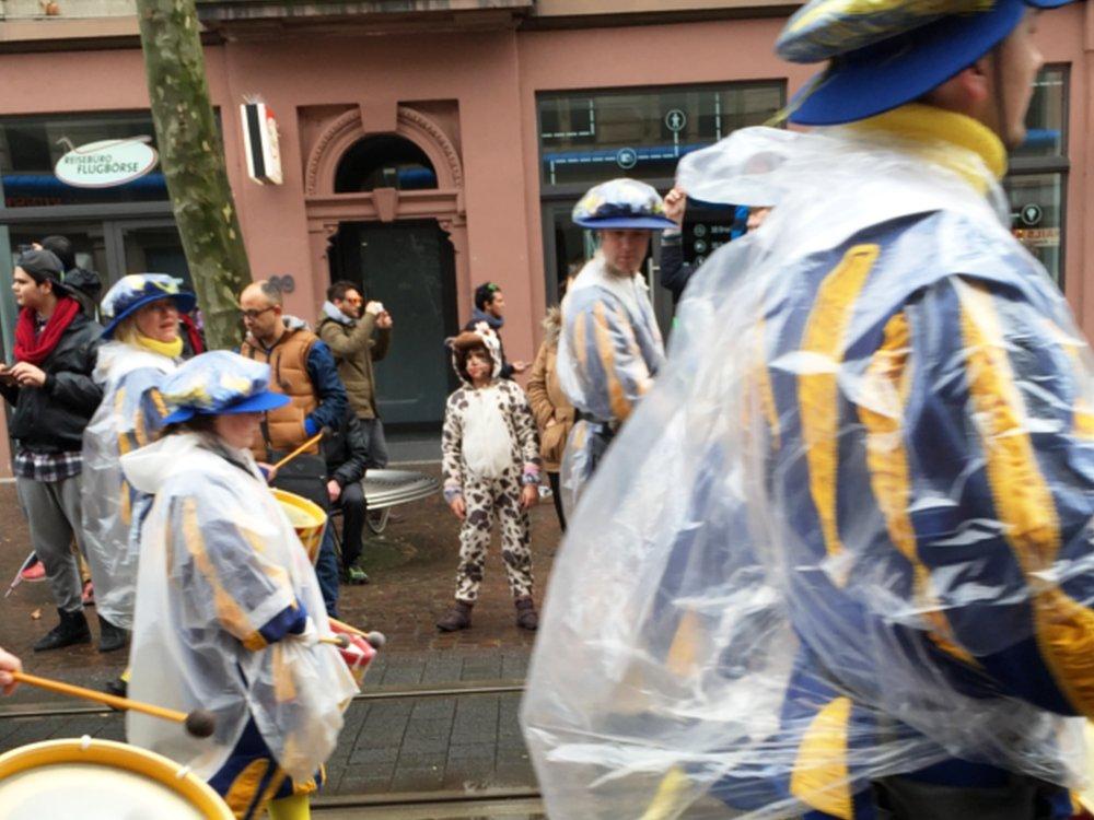 farsching in Germany kids carnival