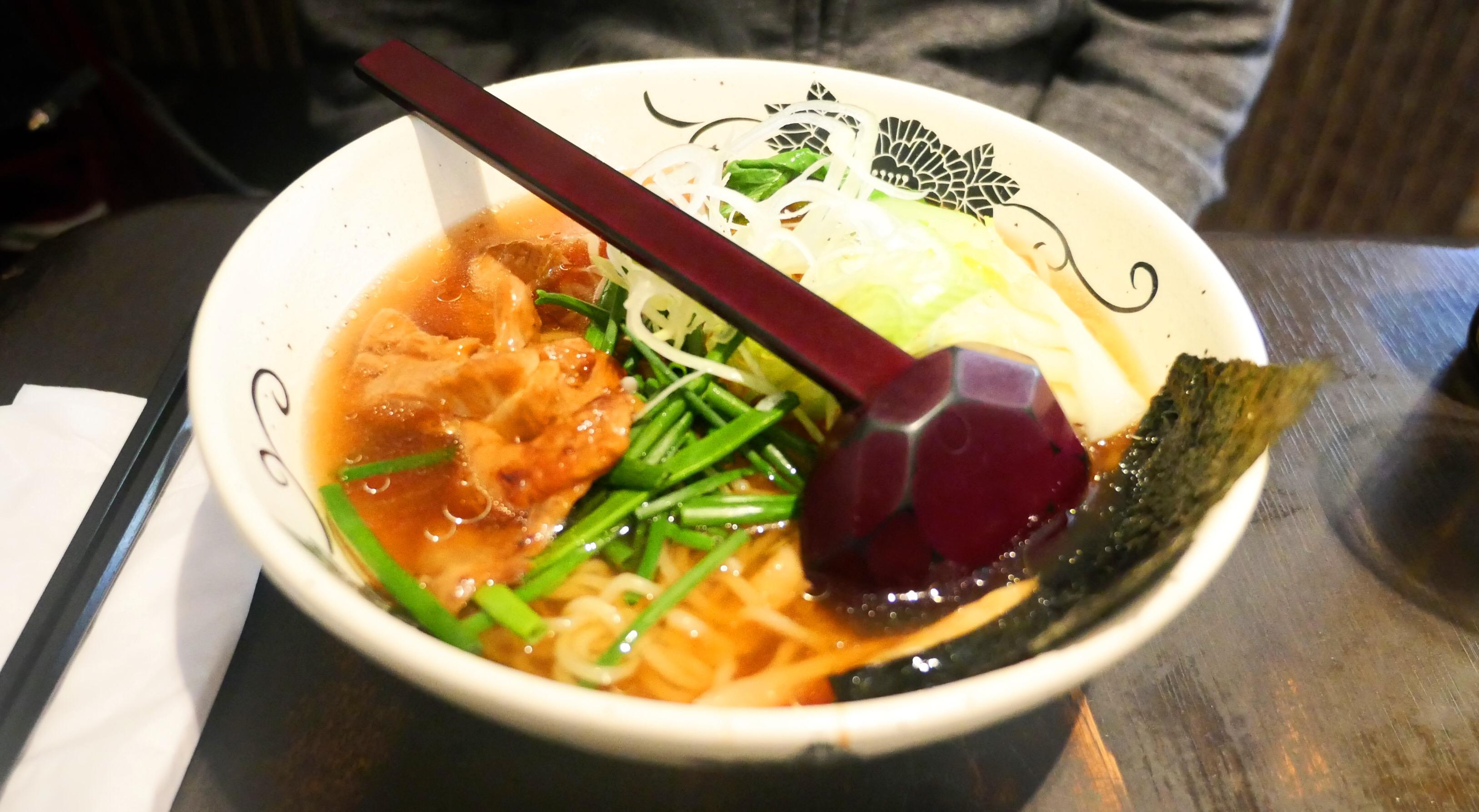 Japanese ramen in Germany