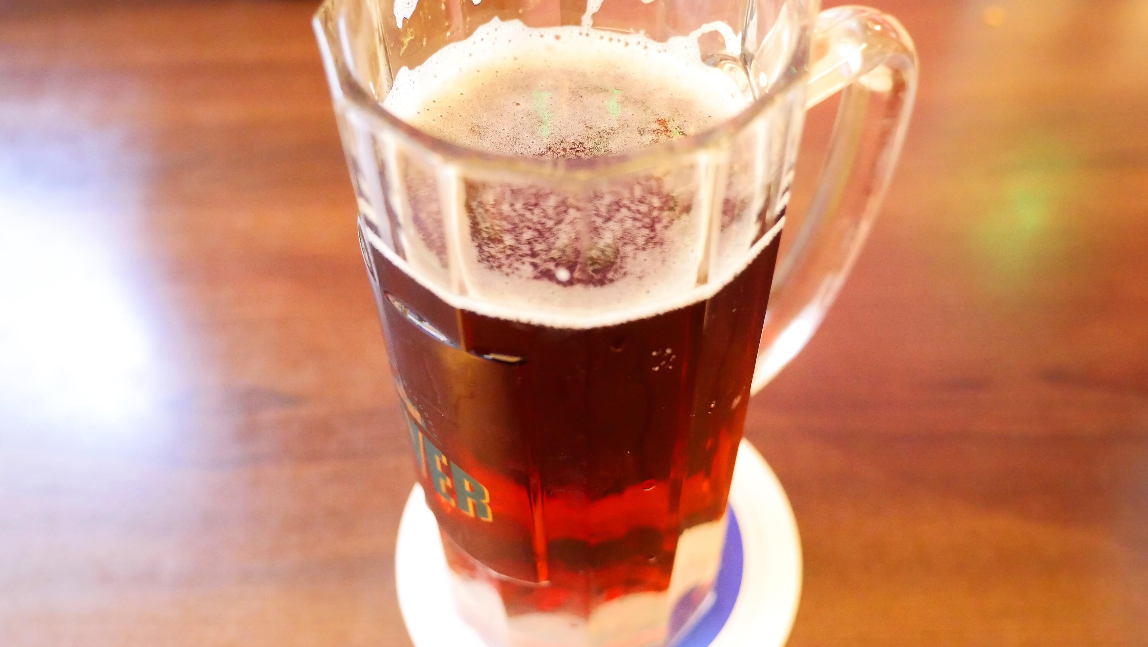 Düsseldorf alt beer