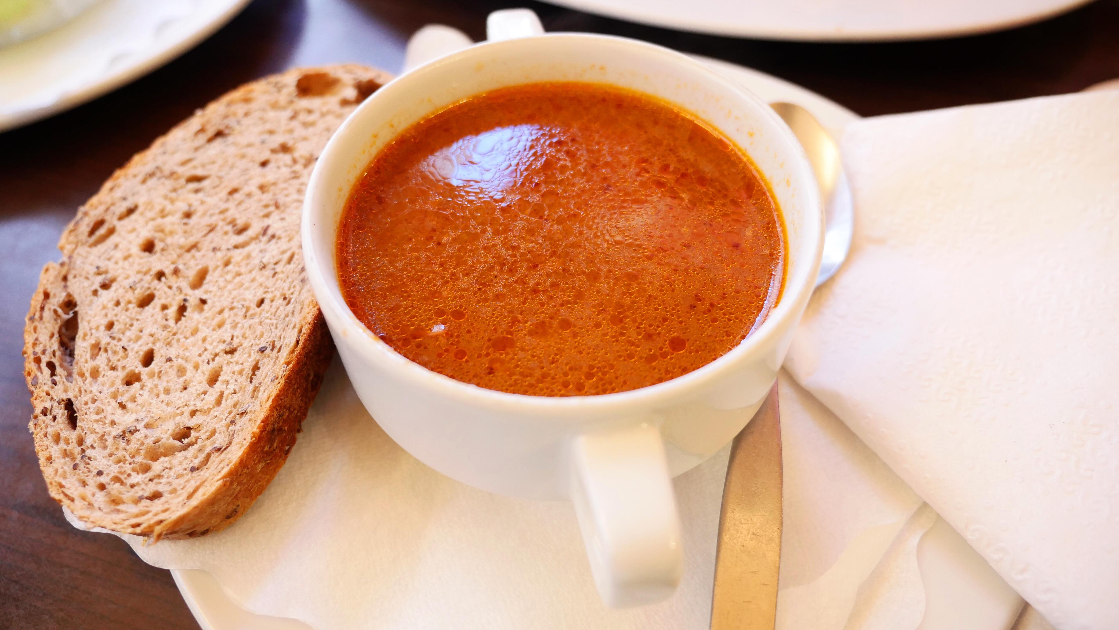 Gulasch soup