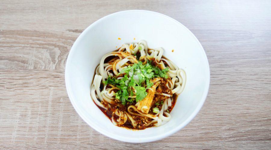 chongqing xiao mian small noodles