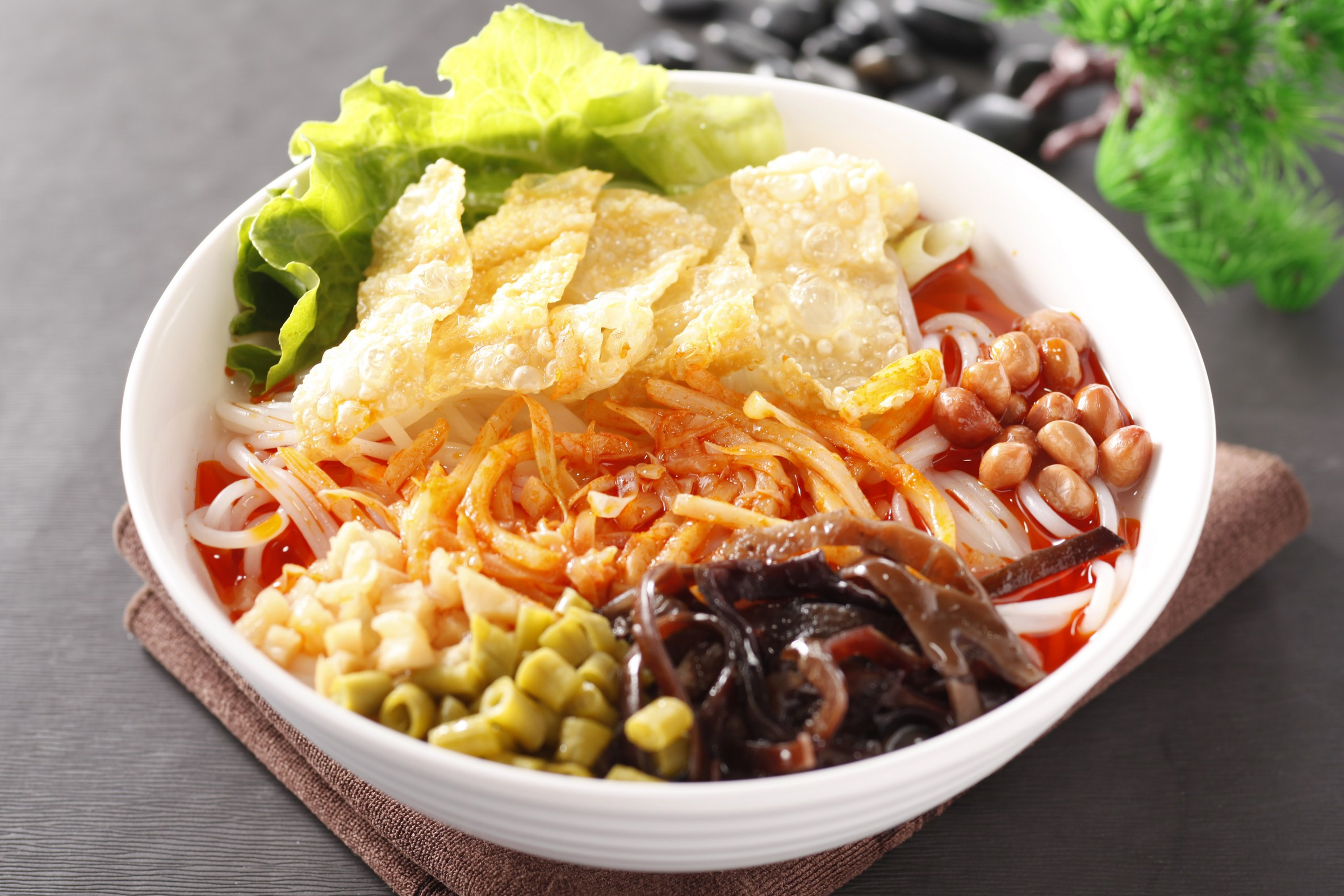liuzhou water snail rice noodle