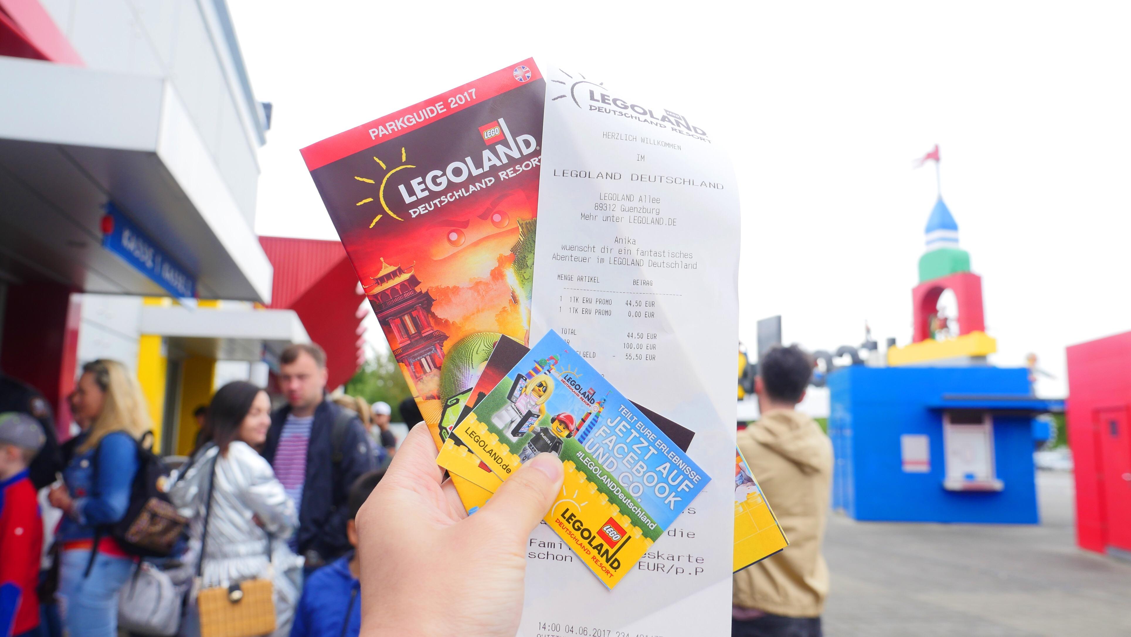 Lego Deutschland Günzburg Ticket