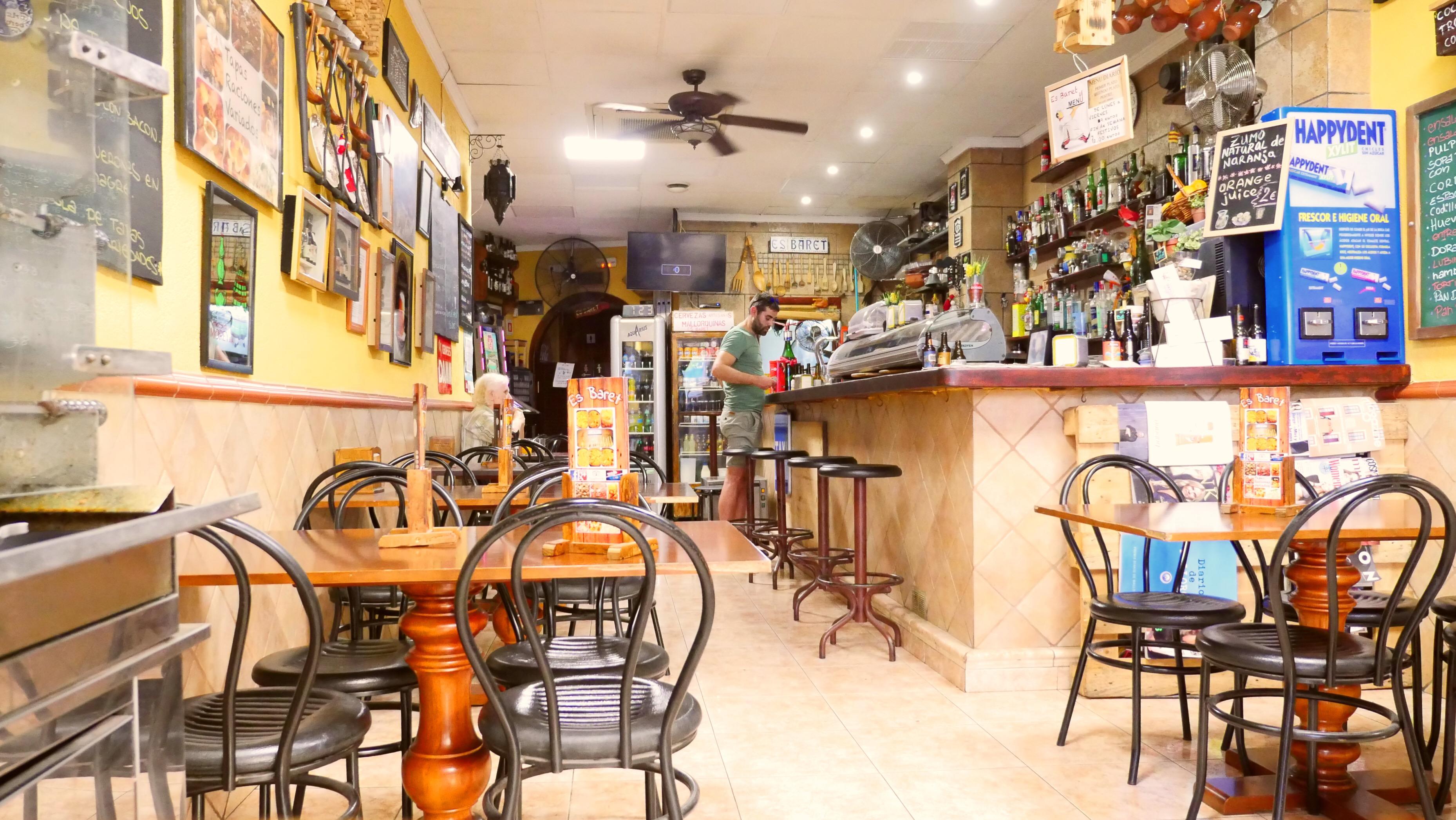 Mallorca tapas Bar
