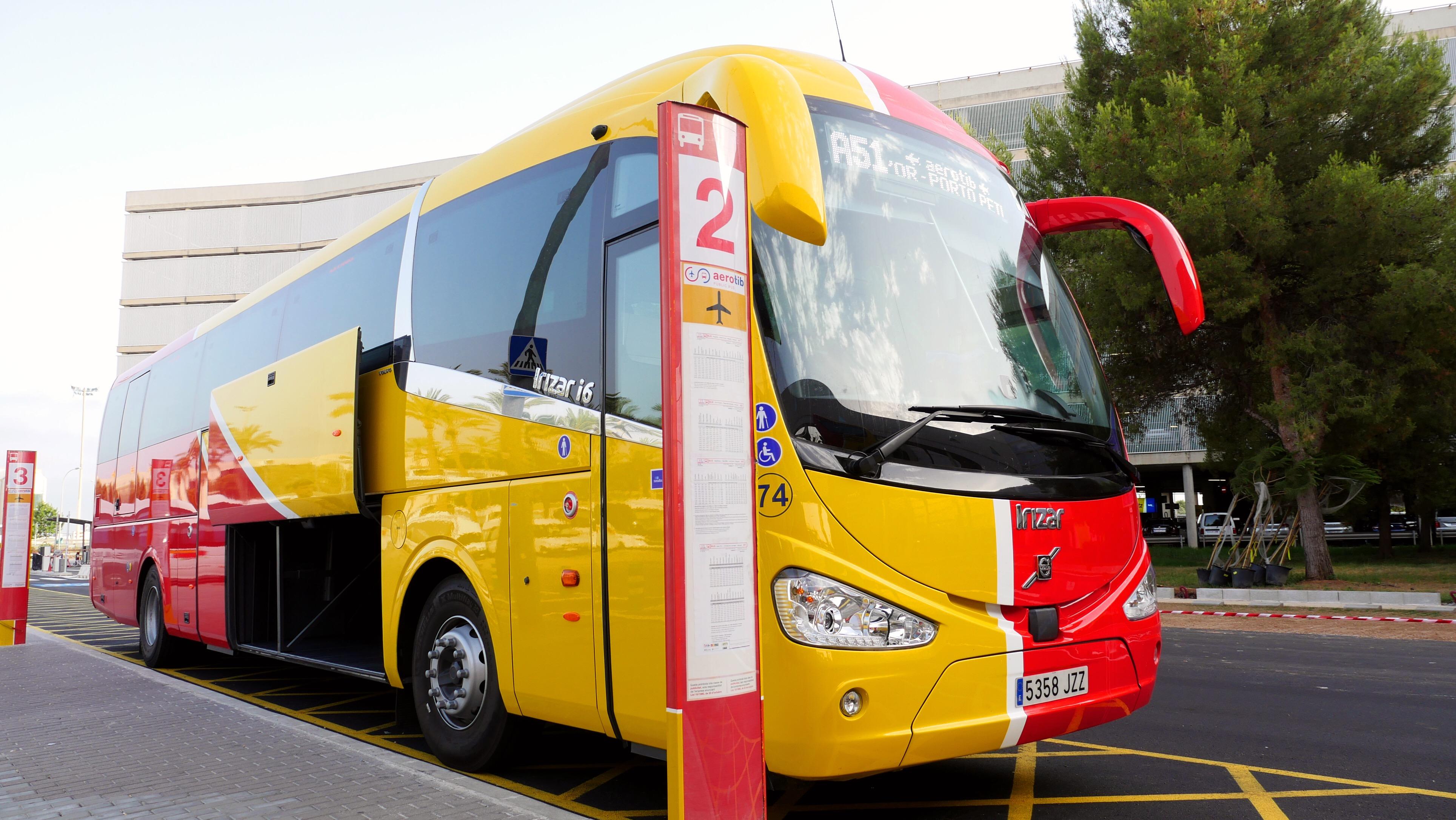Mallorca Airport Bus